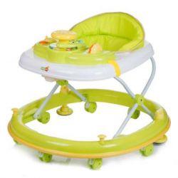 Ходунки BabyHit Clever Green (21742)