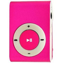 mp3 плеер TOTO Without display&Earphone Mp3 Pink (TPS-03-Pink)