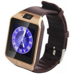 Смарт-часы UWatch DZ09 Gold (F_50702)