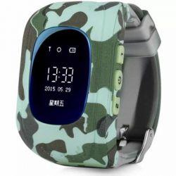 Смарт-часы UWatch Q50 Kid smart watch Light Military (F_53047)