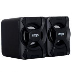 Комп.акустика ERGO S-203 USB 2.0 черный