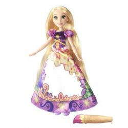 Кукла Hasbro Disney Princess: Сказочная юбка Рапунцель (B5295_B5297)