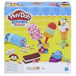 Набор для творчества Hasbro Play-Doh Создай любимое мороженое (E0042)