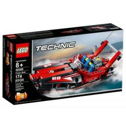 Конструктор LEGO Technic Моторная лодка 174 детали (42089)