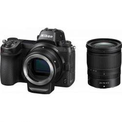 Цифровой фотоаппарат Nikon Z 6 + 24-70mm f4 + FTZ Adapter Kit (VOA020K003)
