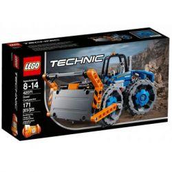 Конструктор LEGO TECHNIC Компактор для прессования 171 деталей (42071)