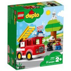 Конструктор LEGO DUPLO Пожарная машина 21 деталь (10901)