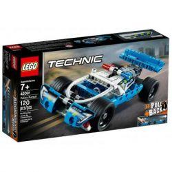 Конструктор LEGO TECHNIC Полицейская погоня 120 деталей (42091)
