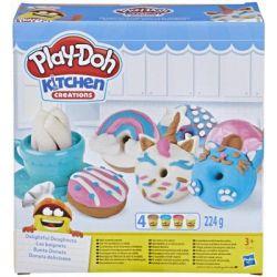 Набор для творчества Hasbro Play Doh Выпечка и пончики (E3344)