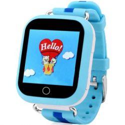 Смарт-часы UWatch Q100s Kid smart watch Blue (F_50523)