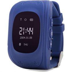 Смарт-часы UWatch Q50 Kid smart watch Dark Blue (F_50514)