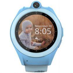 Смарт-часы UWatch Q610 Kid wifi gps smart watch Blue (F_52916)