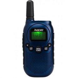 Портативная рация Agent AR-T6 Dark Blue PMR446 (AR-T6 Dark Blue)