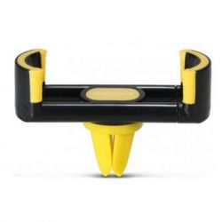 Универсальный автодержатель Remax Fashion black+yellow (RM-C17-BLACK+YELLOW)
