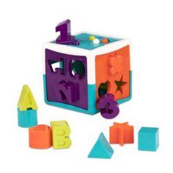Развивающая игрушка Battat Умный куб (BT2577Z)