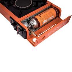 Газовая плитка Tramp с инфракрасной керамической горелкой (TRG-040) - Картинка 2