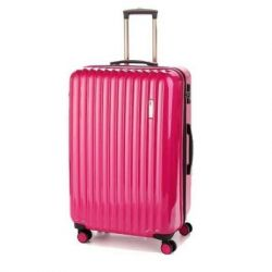 Чемодан Sumdex большой розовый (SWR-725CP)