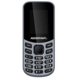 Мобильный телефон Assistant AS-101 Grey (873293012834)