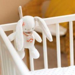 Мягкая игрушка Nattou с музыкой кролик Мия 21 см (562072) - Картинка 2