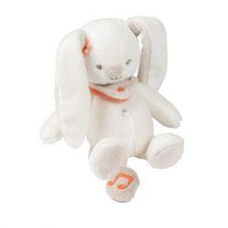 Мягкая игрушка Nattou с музыкой кролик Мия 21 см (562072) - Картинка 1