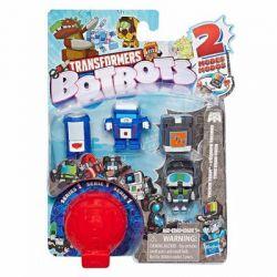 Трансформер Hasbro Transformers Botbots Банда техэкспертов сюрприз 5 шт (E3486_E4138)