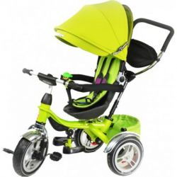 Детский велосипед KidzMotion Tobi Pro GREEN (115003/green) - Картинка 3