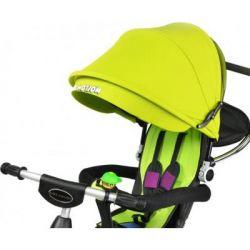 Детский велосипед KidzMotion Tobi Pro GREEN (115003/green) - Картинка 5