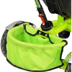 Детский велосипед KidzMotion Tobi Pro GREEN (115003/green) - Картинка 8