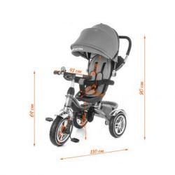 Детский велосипед KidzMotion Tobi Pro GREEN (115003/green) - Картинка 9