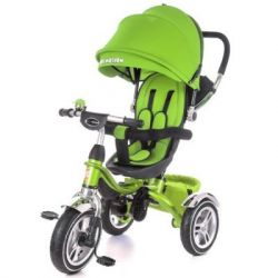 Детский велосипед KidzMotion Tobi Pro GREEN (115003/green) - Картинка 1