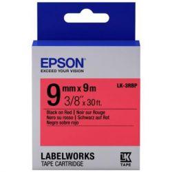Лента для принтера этикеток EPSON LK3RBP (C53S653001)