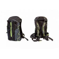 Рюкзак Velotrade QIJIAN BAGS B-300 44х26х9cm черно-серо-зеленый (BKP-000)