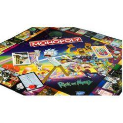 Настольная игра Hobby World Монополия. Рик и Морти (503386) - Картинка 7