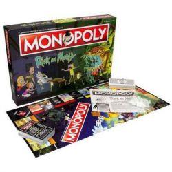 Настольная игра Hobby World Монополия. Рик и Морти (503386) - Картинка 8