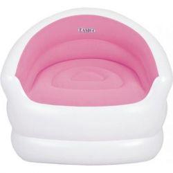 Надувное кресло Jilong 37257 94x83x76 см Pink (JL37257_pink)