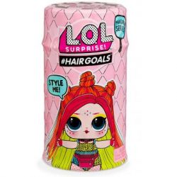 """Кукла L.O.L. Surprise! S5 W2 Модное перевоплощение в дисплее серии """"Hairgoals"""" (556220-W2)"""