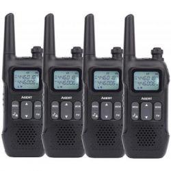 Портативная рация Agent AR-R8 Quad Pack (AR-R8_4)