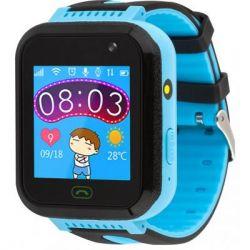 Смарт-часы AmiGo GO003 iP67 Blue