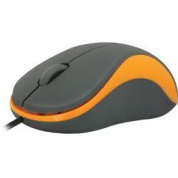 Мышка Defender Accura MS-970 Gray-Orange (52971)