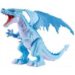 Интерактивная игрушка Pets & Robo Alive Robo Alive - Снежный дракон (7115B)