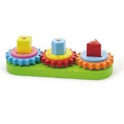 Развивающая игрушка Viga Toys Шестеренки (59611)
