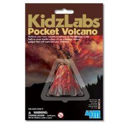 Набор для экспериментов 4М Карманный вулкан (00-03218)