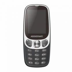Мобильный телефон Assistant AS-203 Black (873293012544)