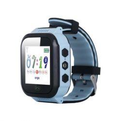 Смарт-часы Ergo GPS Tracker Color J020 - Детский трекер (Pink) (GPSJ020P)