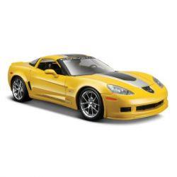 Машина Maisto Chevrolet Corvette Z06 GT1 2009 (1:24) желтый (31203 yellow)