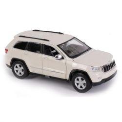 Машина Maisto Jeep Grand Cherokee 2011 (1:24) белый (31205 white)