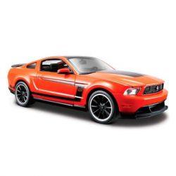 Машина Maisto Ford Mustang Boss 302 (1:24) оражевый (31269 orange)