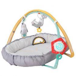 Детский коврик Taf Toys Полярное сияние 4-в-1 музыкальный кокон (12235)