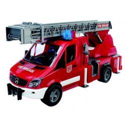 Спецтехника Bruder Пожарный МВ Sprinter с лестницей (02532)