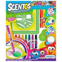 Набор для творчества Scentos Озорные узоры ароматный набор (42145)